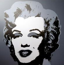 ANDY WARHOL Pop Art - Sunday B Morning - Marilyn Monroe 11.24 Screen print + COA