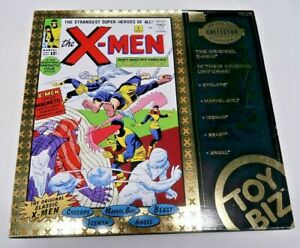 1997 Toy Biz X-Men Marvel Collector Editions sealed