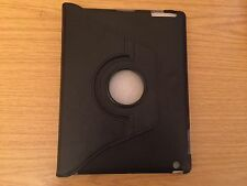 TABLET COVER AND STAND FOR IPAD 2 & IPAD 3 WITH 360 DEG ROTATING DISPLAY NEW