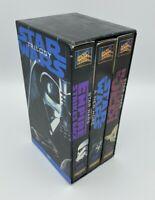 STAR WARS TRILOGY VHS Box SET - LUCASFILM Ltd - THX Digitally Mastered (1995)