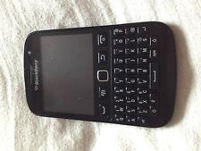 BlackBerry 9720 Mobile Phone. Black, Fully working, locked to Vodaphone ^