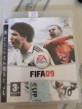 FIFA 09 PS3 Playstation 3 con Manual