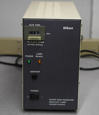 Nikon HB-10103AF Super High Pressure Mercury Lamp Power Supply