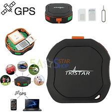 Mini GSM/GPS Tracker SMS Sender Peilsender SOS Alarm KFZ Auto Kinder Verfolgung