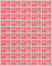 FDR & WARM SPRINGS (1945) - Full Mint -MNH- Sheet of 50 Postage Stamps - #931