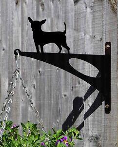 Pet Chihuahua Dog Stylish Modern Hanging Basket Bracket