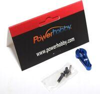 New Powerhobby 25T Aluminum Servo Horn Blue : Savox 0231MG 0230MG 1258tg