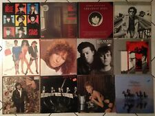 LOT DISQUES MAXI 45T - 33T - LP SPECIAL US - ENGLISH POP