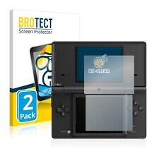 2x Nintendo DSi Protector Pantalla Película Protectora
