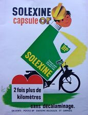 ► ESSENCE SOLEXINE/ RENE RAVO/publicité/advertising/1967/ ref.60452
