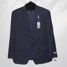 0772b2ea313 Michael Kors Men Blue Fit Button Wool Dress Suit Vest Waistcoat 40 R