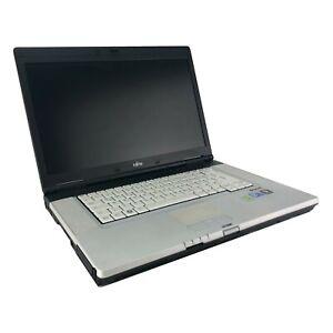 Fujitsu Lifebook E780, Intel Core i5-520M, 4 GB RAM, 160 GB HDD, Windows 10 Pro