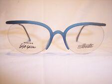 Damenbrille/Eyeglasses by SILHOUETTE Austria 100% Original-Vintage 90er