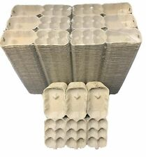 More details for 30 - 300 - 600 new half dozen egg boxes cartons for medium large chicken eggs
