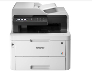 Brother MFC-L3770CDW Compact Wireless Digital Color All-in-One Printer