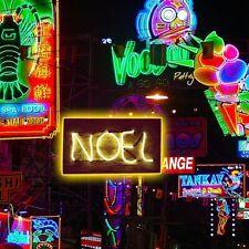 Neon Sign Light Noel Alphabet Coffee Bar Room Wall Decoration Ornament Crafts Us