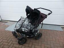 Mountain Buggy  Doppel Kinderwagen Zwillingswagen #FB