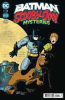 Batman Scooby-Doo Mysteries #1 Purple Glove DC Comic 1st Print 2021 NM