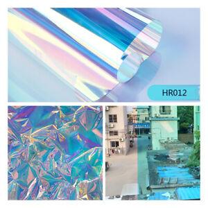 Rainbow Window Film GLASS Dichroic Iridescent Film Christmas gift DIY HOHOFILM
