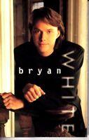 Bryan White Self Titled S/T 1994 Cassette Tape Album Country Folk Rock Soft