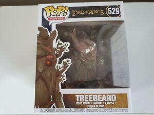 funko pop lord of the rings treebeard 6 inch #529