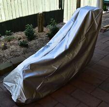 Lawn Mower Cover Heavy Duty Silver Type B 420D Polyester 1 Yr Waranty