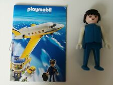 Playmobil Mini Catalogue Airplane cover - 39 pages (2001)