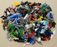 Bulk Lot of Assorted LEGO Bionicle & Hero Factory Parts & Pieces by the 2 Pounds