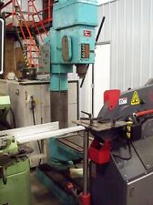 """#9738: Arboga 32"""" Single Spindle Geared Head Drill"""