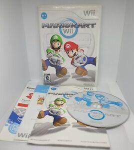 Mario Kart Wii - Nintendo Wii - Complete CIB - Tested