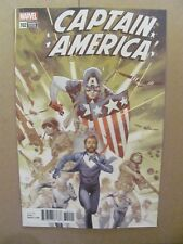 Captain America #702 Marvel Comics Connecting Variant 9.6 Near Mint+