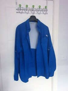 Columbia Blue Shirt