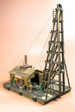 "FSM Fine Scale Sellios #105 ""Pile Driver""  Master Built Diorama"