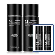 [TOSOWOONG] Men's Booster Repair Skin Toner Lotion Set