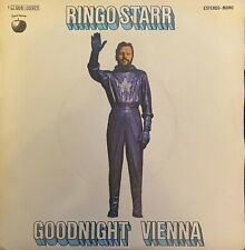 Ringo Starr ‎Goodnight Vienna 1975