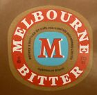 OLD AUSTRALIAN BEER LABEL, 1980s MELBOURNE BITTER CUB, 375 ML TYPE 1
