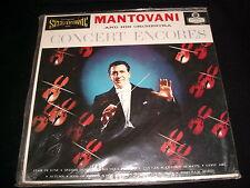 MANTOVANI<>CONCERT ENCORES<>NEW LP Vinyl~UK  Pressing<>LONDON PS 133