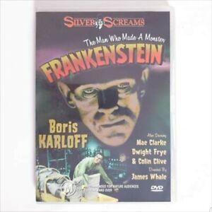 The man who made a monster Frankenstein Movie DVD Region 4 AUS Free Postage