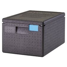 Cambro GoBox EPP180SW Insulated Top Loader Food Carrier | Sold Individually
