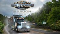 American Truck Simulator Oregon   Steam Key   PC   Digital   Worldwide