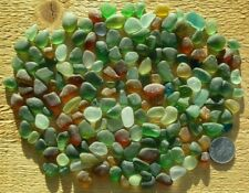 Genuine English Seaham Sea Glass Tinies and Chippings