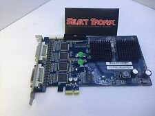 Rare! Advanced Net Vision 16 Channel Capture Card Model 80116472 - Working