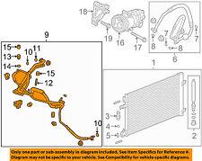 GM OEM AC A/C Air Conditioner-Liquid Hose Line 23375758