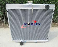 FOR FORD FALCON FAIRLANE XY XW 302 6CYL 69-72 70 71 ALUMINUM RADIATOR
