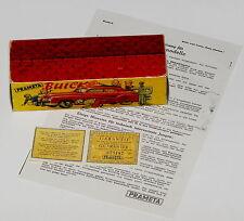 REPROBOX per prämeta prameta Buick 405 - 1. versione + istruzioni + scheda di garanzia