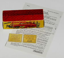 Reprobox für Prämeta Prameta Buick 405 - 1. Version + Anleitung + Garantiekarte