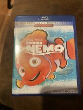 Disney - Pixar Finding Nemo (Blu-ray/Dvd/Digital Hd) New