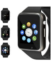 WJPILIS Smart Watch Touchscreen Bluetooth Smartwatch Wrist Watch Sports Fitness