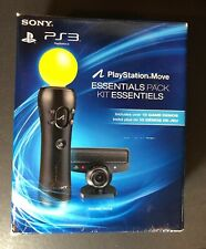 Official Sony PlayStation Move Essentials Pack NEW