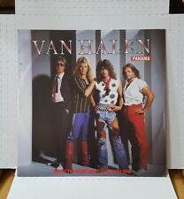 "Van Halen Panama 12"" single UK IMPORT"
